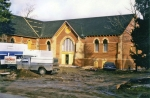 Reconstruction of church - 8 - 1985-6.jpg