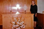 128th Anniversary service -Apr. 28, 1968- Mrs. Jean Russell 35th year as choir director.jpg