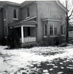 Methodist then United parsonage from 1907-65; built 1896. 1st minister in it Rev. John Power.jpg