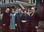 Rev. & Mrs. R. Trimbel, Rev. R. Ball, Rev. & Mrs. D. Parr - 1968.jpg